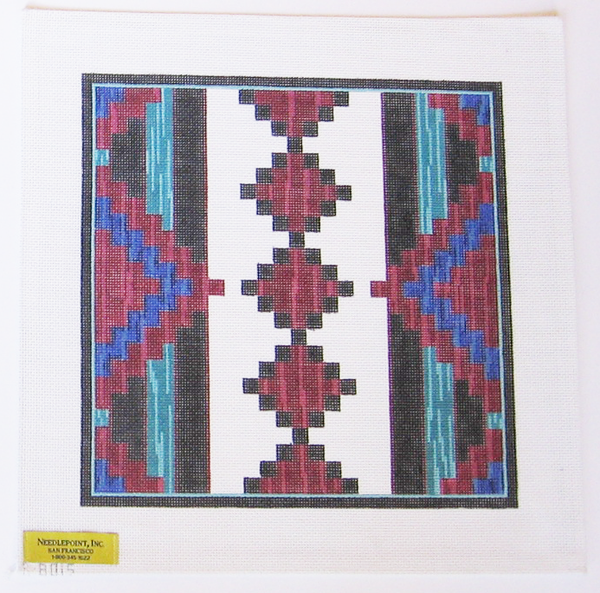 Needlepoint Southwest Textile Canvas