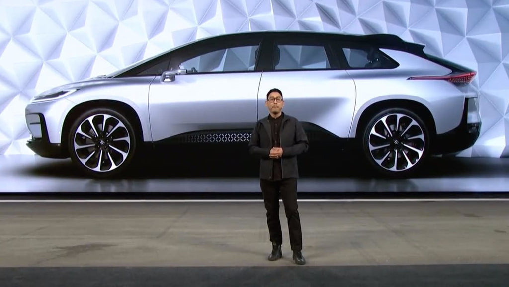 Faraday Future's FF91 launch: A stumbling start for the new king of electric cars