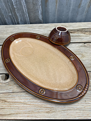 Wild West Serving Set - Black Sheep Boutique and Salon
