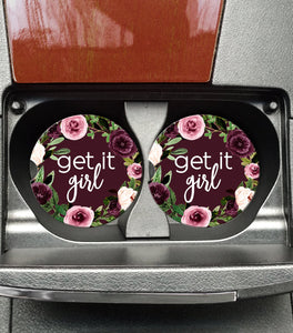 Get it Girl Coasters on the Go Set