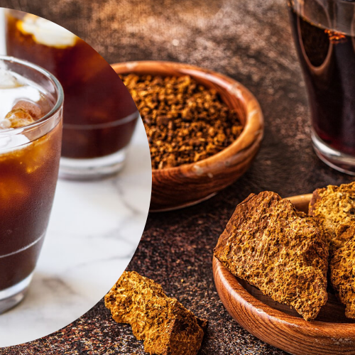 Chai Chaga Iced Tea Recipe | Refreshing Immune-Booster!