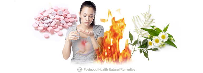 The side effects of conventional antacids and how you can treat heartburn and indigestion naturally