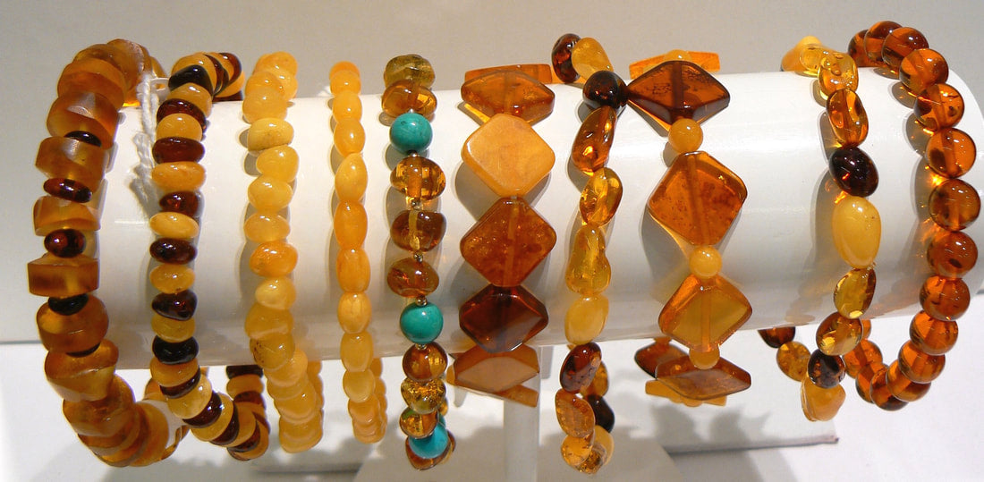 The healing powers of Baltic amber