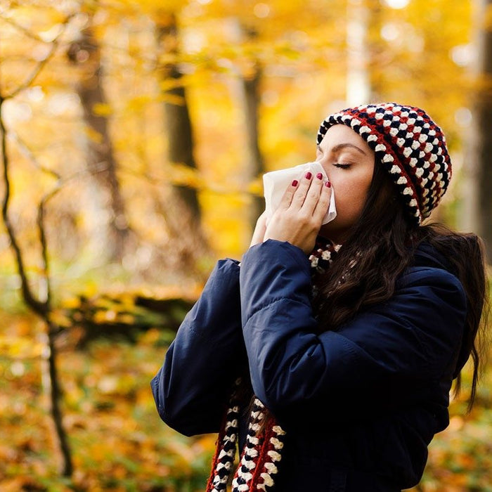 Change of season health tips: keep your immune system strong!