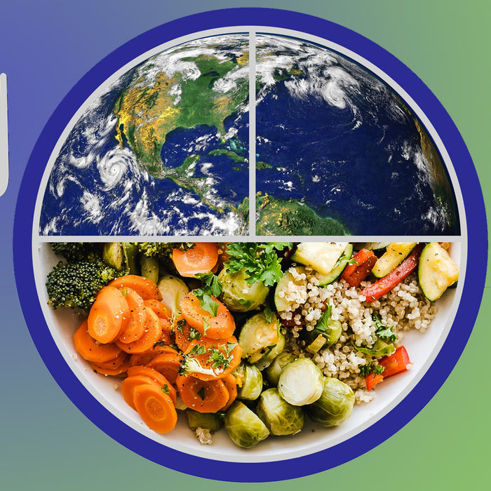 6 simple dietary changes that will help reduce global warming