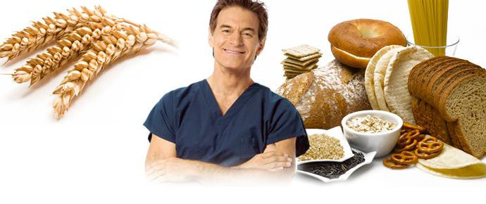 Dr. Oz: Could You Be Gluten Intolerant?