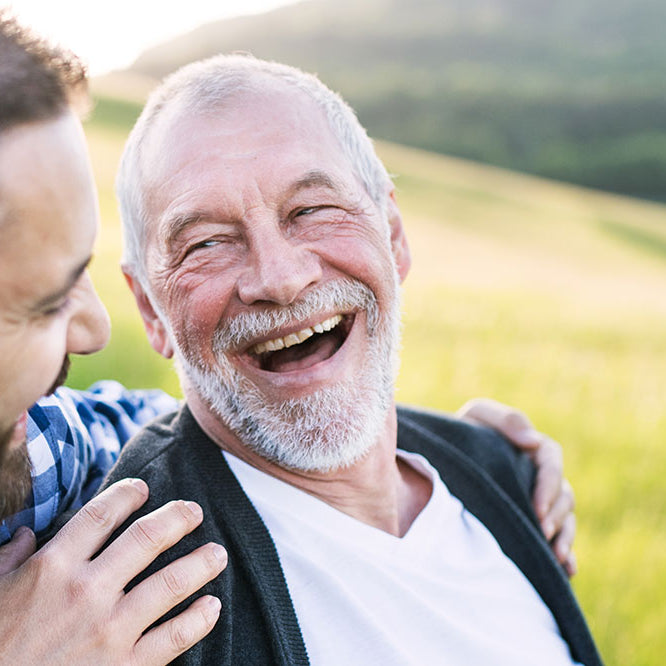 Top tips for men's health, well-being and happiness
