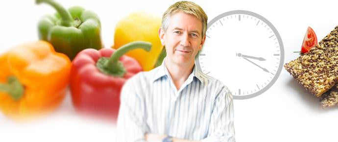 Patrick Holford's 10 secrets to slow ageing!