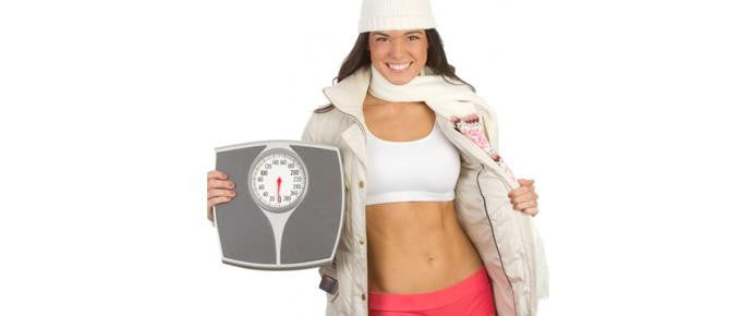 Watch your Winter weight without trying!