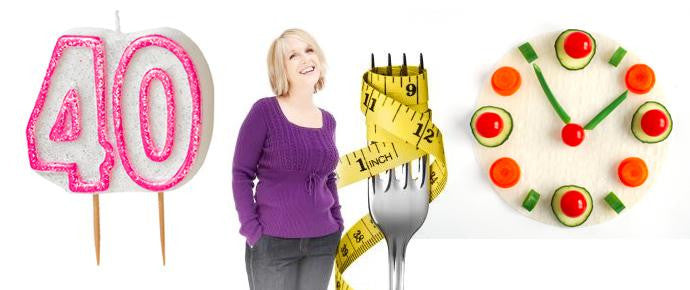 10 tips & tricks to stop menopausal weight gain!