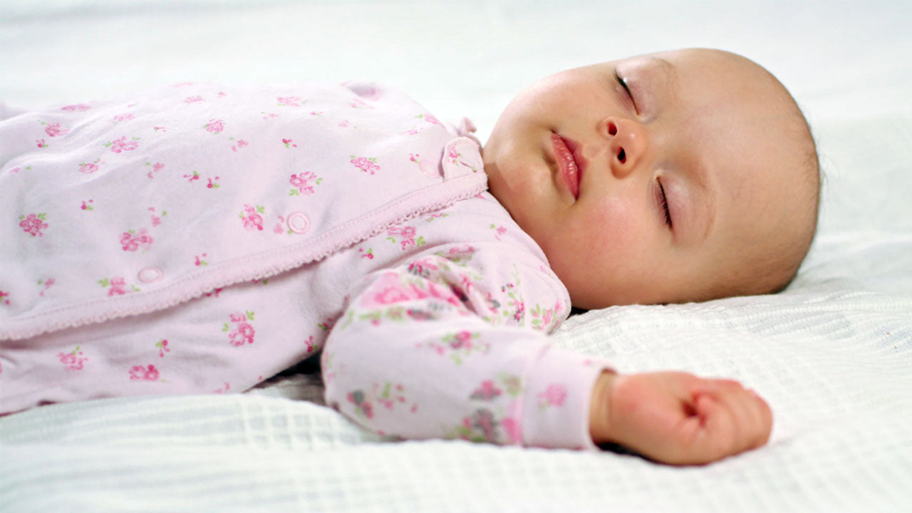 How to get your baby to sleep peacefully through the night