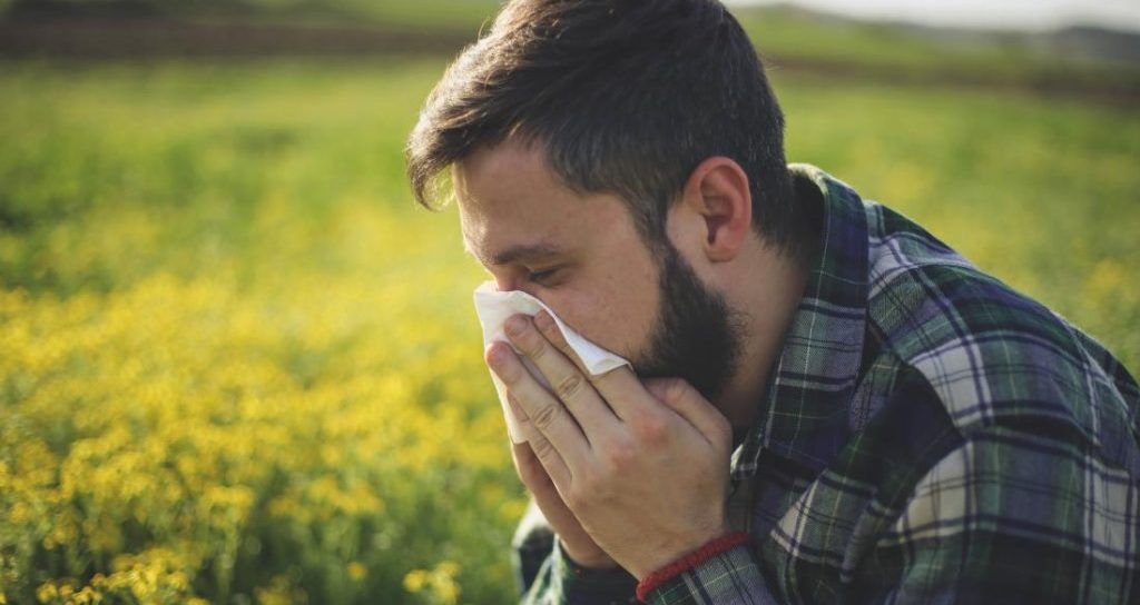 Naturally managing Allergy Season (adults and children)