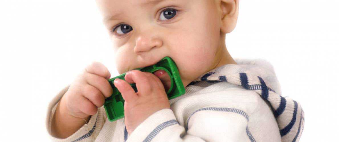 Teething relief tips!
