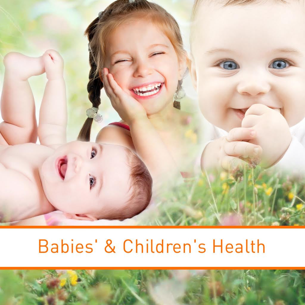 Natural Health Remedies for Babies & Children