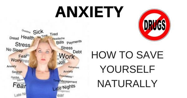 Natural treatment for anxiety and panic attacks