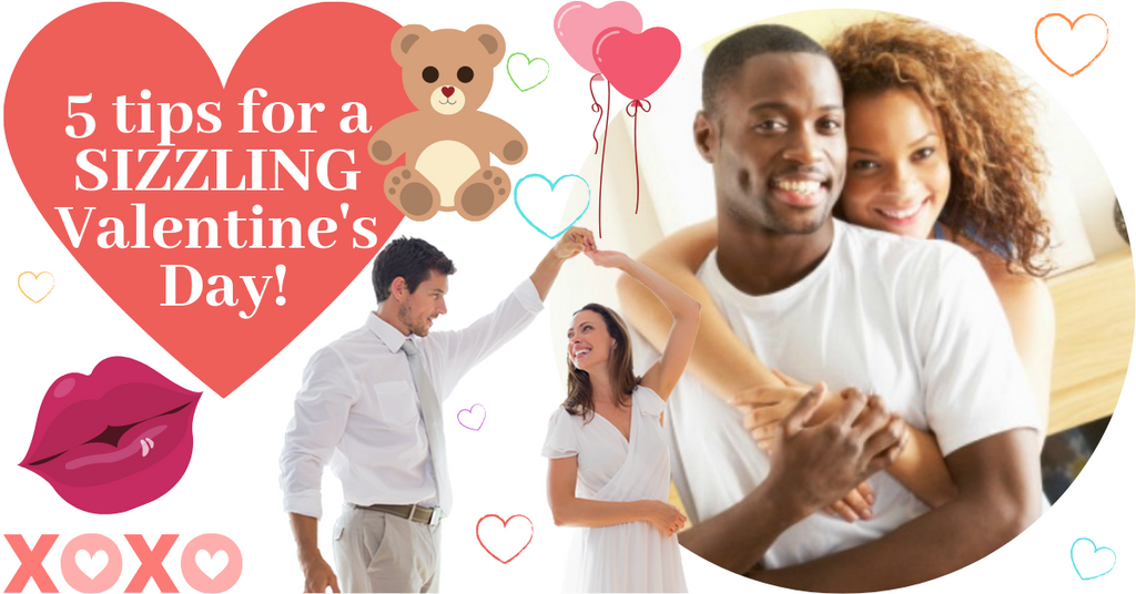 best ideas tips for a romantic hot valentine's day