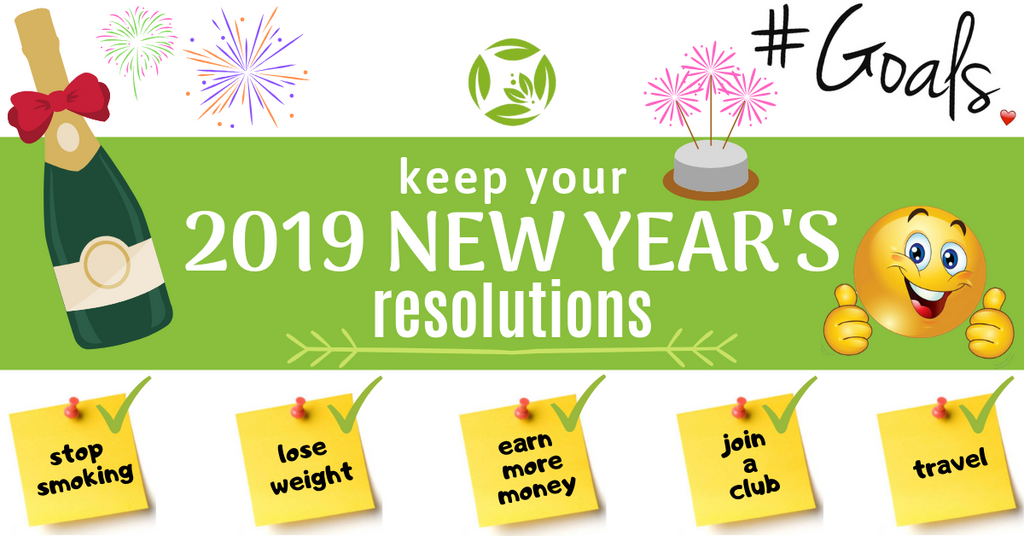 keep your 2019 new year's resolution goals