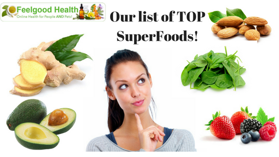 Top 5 Health Foods