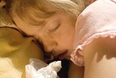 Natural remedies for colds & flu in children