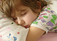 Natural remedies to help children sleep