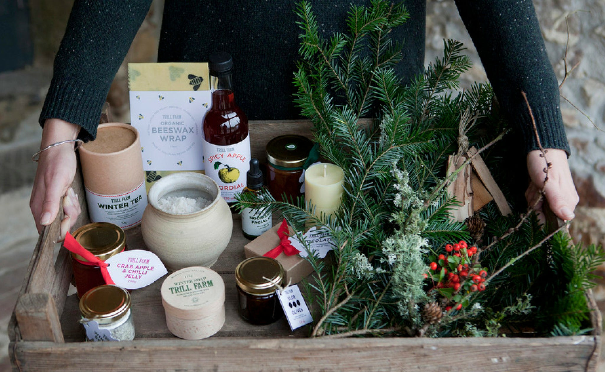 ethical eco-friendly christmas gifts