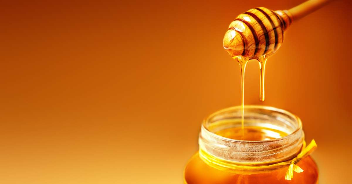 raw organic sustainable honey