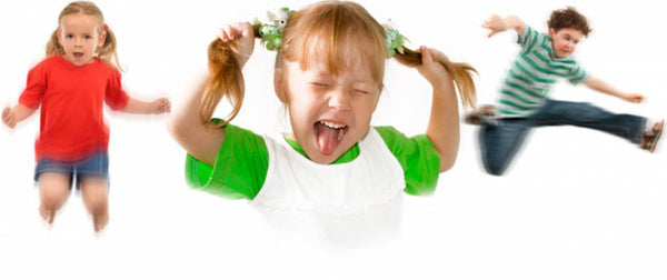 Hyperactive children, How to manage hyperactive children, natural treatment for hyperactivity, ADHD