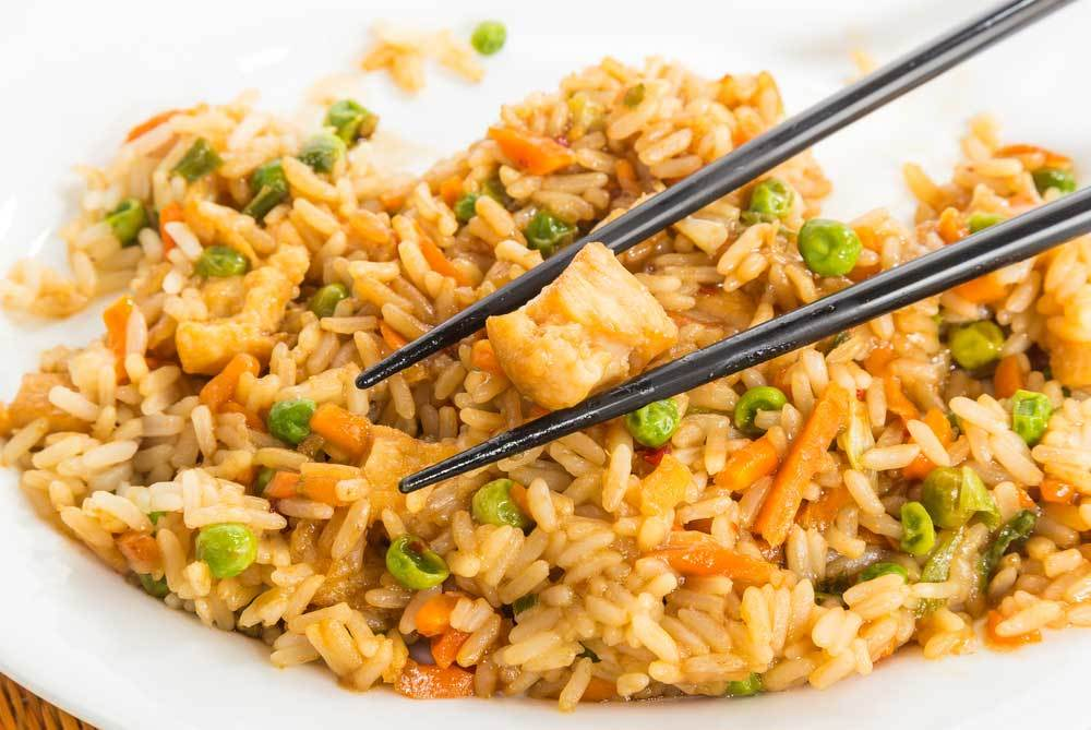 healthy chicken fried rice recipe dogs