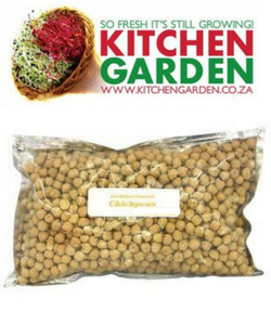 Kitchen Garden Organic Chickpeas