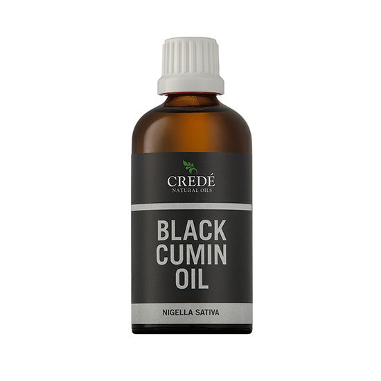 Crede Organic Black Cumin Oil: Natural Anti-inflammatory (100ml)