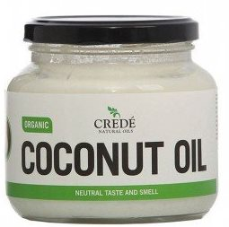 Crede Organic Coconut Oil (Odourless) 500ml