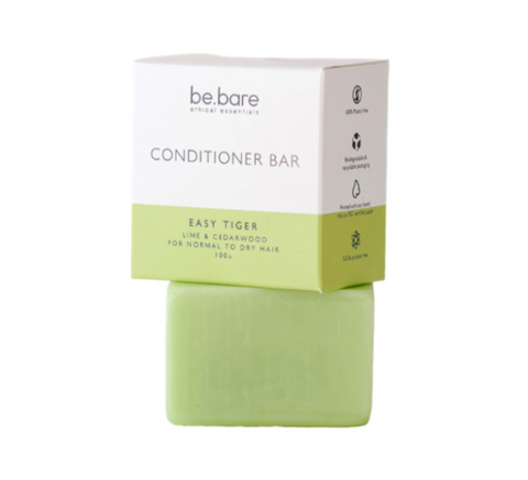 Eco-friendly and natural conditioner bar (100g) suitable for dry hair