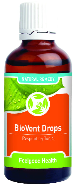 BioVent Drops - Natural remedy for asthma relief and respiratory health