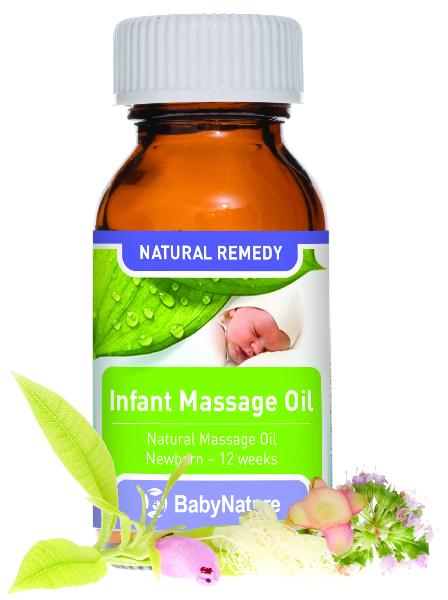 Feelgood Health Infant Massage Oil - Massage Oil for babies