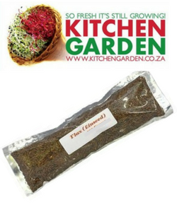 Kitchen Garden Organic Flax Seeds