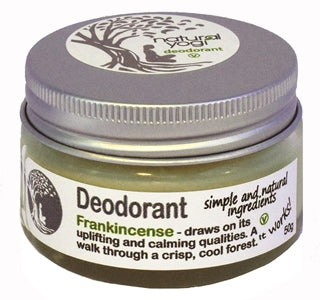 Natural Yogi Frankincense Natural Healthy Eco-friendly organic deodorant