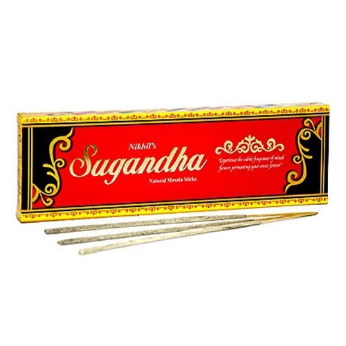 Nikhil's Sugandha Premium Natural Incense