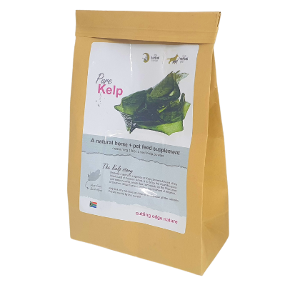 100% dried Kelp supplement powder (200g) for animals