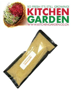Kitchen Garden Organic Amaranth Seeds