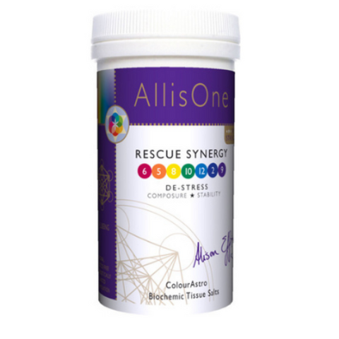 AllisOne Rescue Synergy: Tissue Salts for Composure & Stability