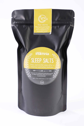 Healing Magnesium Sleep Bath Salts | Beyond Wellness
