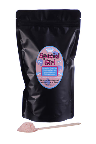 Healing Magnesium Special Girl Bath Salts | Beyond Wellness