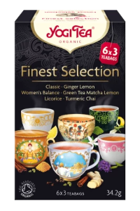 Yogi Organic Teas: Savour the Finest Selection!