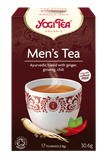 Yogi Organic Men's Tea: Strong, Sweet & Spicy