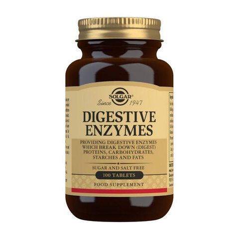 Solgar Digestive Enzymes South Africa Food Supplement