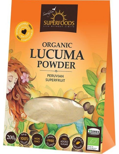 SuperFoods Organic Lucuma Powder: 'The Gold of the Incas!'