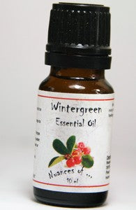 Nuances of: Wintergreen Eco-Friendly Essential Oil