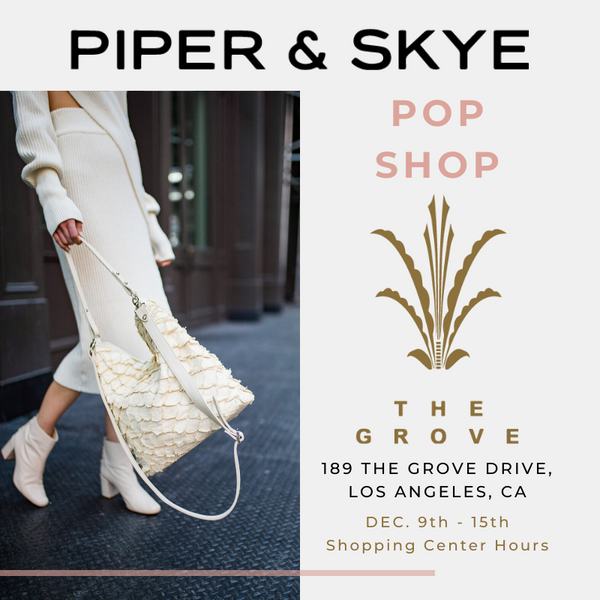 PIPER & SKYE AT THE GROVE, L.A.