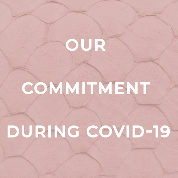 Our Commitment During COVID-19