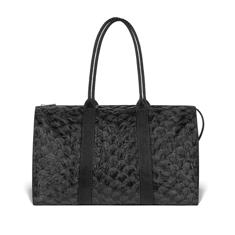 Duffel - Midnight Black Pirarucu
